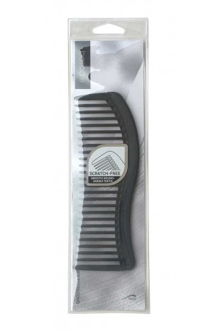 WIDE TOOTH COMB, LENGTH 17CM